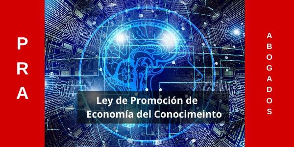Ley de Promoción de Economía del Conocimiento – ¿Que dice la Ley?